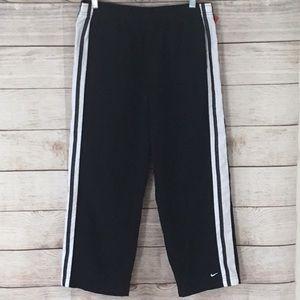 Boys Nike Athletic Pants, Black.